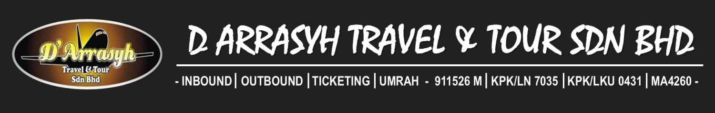 D ARRASYH TRAVEL & TOUR SDN BHD